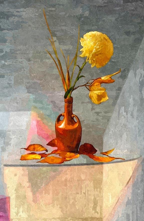 La Fleur Jaune. Kindler Jean-Jacques Jean-Jacques Kindler