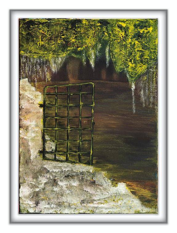 An opened door. Carole Carole Pruvost