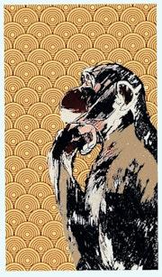 Le penseur. Magali Rousseau