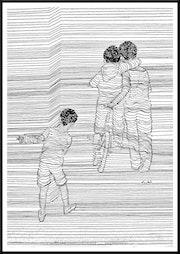 Art en lignes : L'envie.