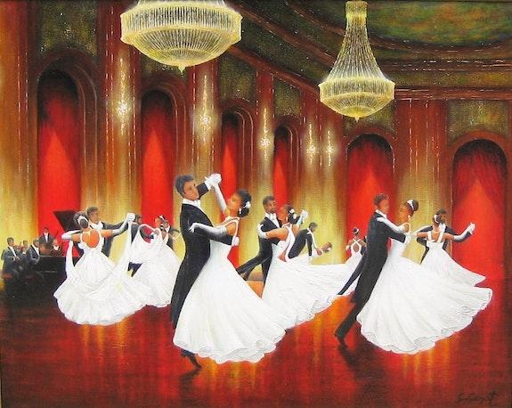 Le bal. Christian Poincenot C. Poincenot
