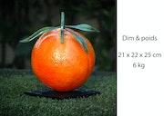 Petite orange.