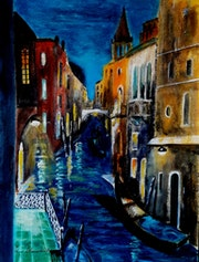 Aus der Serie «bella Italia» - Venice -.