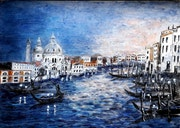 Aus der Serie «bella Italia» - Canale grande.