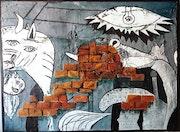 Abandono del arte. Juan Antonio Castañón