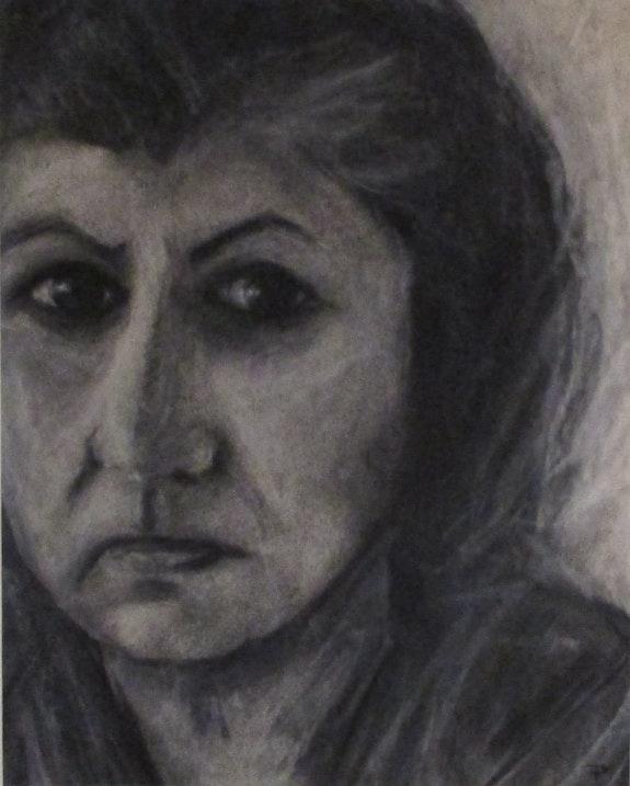 Série «Regard de femme». Pascale Seassau-Boulenger Pascale Seassau