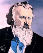 J. Brahms.