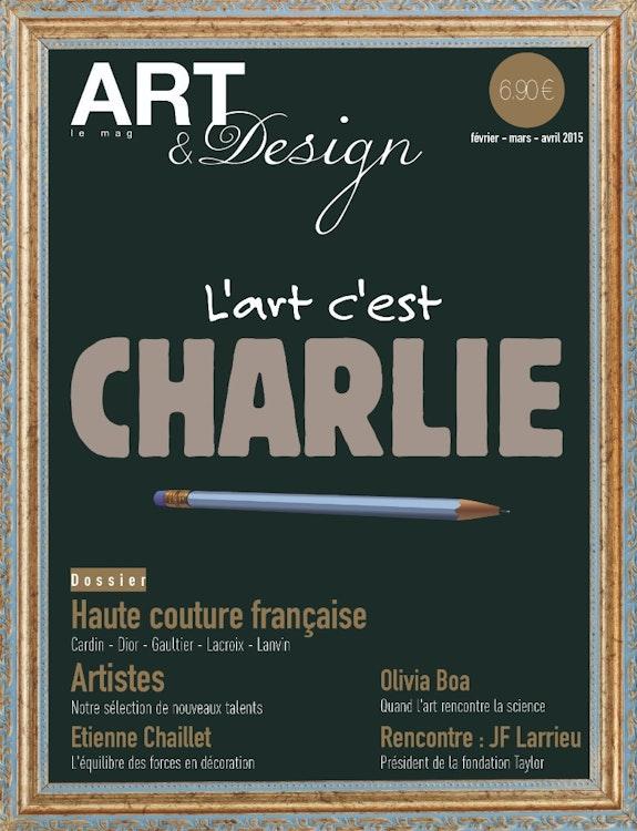 N°03 Art & Design --- Février - Mars - Avril 2015. Artmagart -- Magazine Internet : Artmag. Art Art & Design International