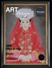 N°05 Art & Design --- Aout - Septembre - Octobre 2015. Art & Design International