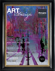 N°06 Art & Design --- Novembre - Décembre 2015 - janvier 2016. Art & Design International