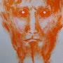 Portrait en orange. Hang Ribeir