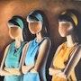 Les filles. Isabelle Leleu