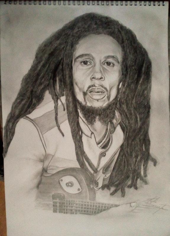 Bob Marley. Katia Lecomte Katia Lecomte
