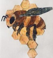 Bee. Wesley Del Valle