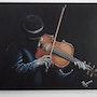 Solo de violon. Yann Riou