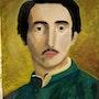 Self portrait Edgar dogas. Salim Azarou