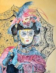 Costume Vénitien. Gérard Bel