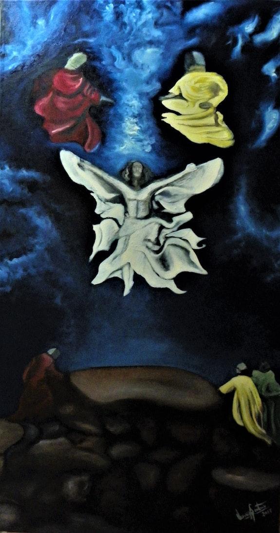 «La Transfiguración de Cristo». Luis Fernando Álvarez Santana Leon Xlll