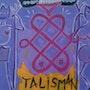 Talisman 1 retour à l'envoyeur. Art Kado