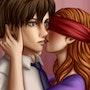 Baiser Aveugle (Month of Love). Yrya-Chan