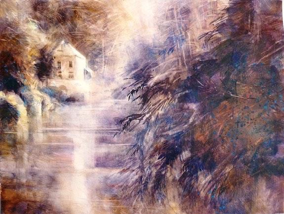 Le moulin sorti des limbes. Anne Huet -Baron Anne Huet Baron