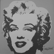 Andy Warhol lithograph Marilyn Monroe signed numbered authenticated 1750 II. 24.
