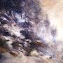 Loin du bruit des vallées. Anne Huet Baron