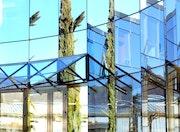 Reflets urbains.