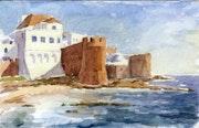 Assilá Marruecos. Gabriel Bañeres