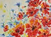 Floral. Lenoria