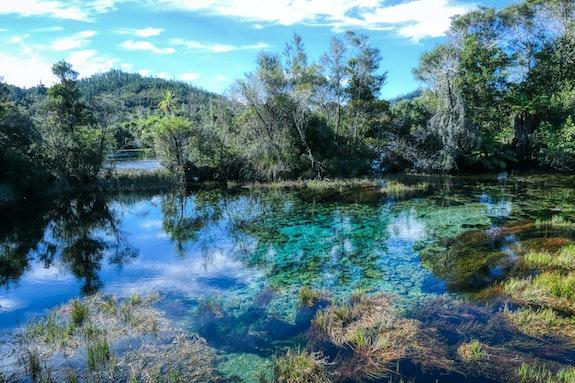 Source Te Waikoropupu. Sylvie Lebchek Solena432