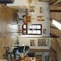 Mon atelier de peinture. Enio