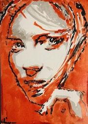 Encre Rouge. Dominique Dève