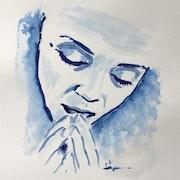 Prayer. Dominique Dève