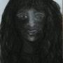 Visage de femme 0. Evelyne Patricia Lokrou