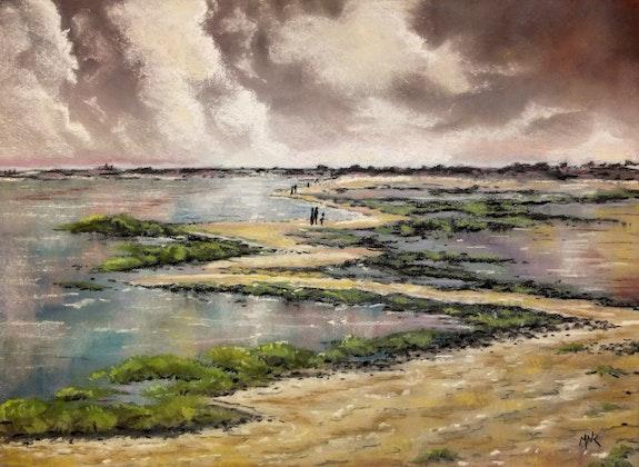 Retour sur l'Ile Madame - Charente Maritime. Marie-Noëlle Ribardiere Marie-Noëlle Ribardiere