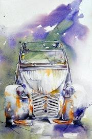 En voiture Simone… !.