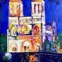 Notre Dame de Paris. Julie D'aragon