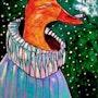 Le Carnaval des animaux. Le canard. Magali Rousseau