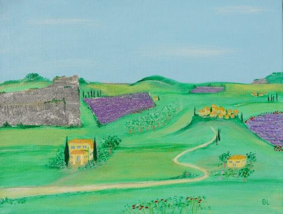 Couleurs de Provence. Bruno Lescarret Bruno Lescarret