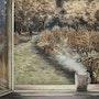 Matin de givre au jardin. Marie-Noëlle Ribardiere
