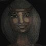 Visage de femme 3. Evelyne Patricia Lokrou