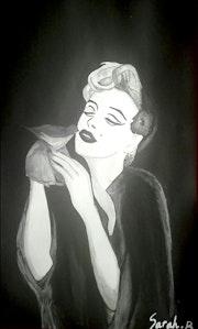 Marilyn. Sarah. B