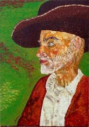 Claudio uzal. Pintor.. Josefa Naranjo