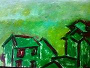 Casita verde. Josefa Naranjo