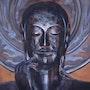 Bouddha. Mc. Palcowski (Peintre Pastelliste)