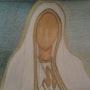 La Vierge. Evelyne Patricia Lokrou