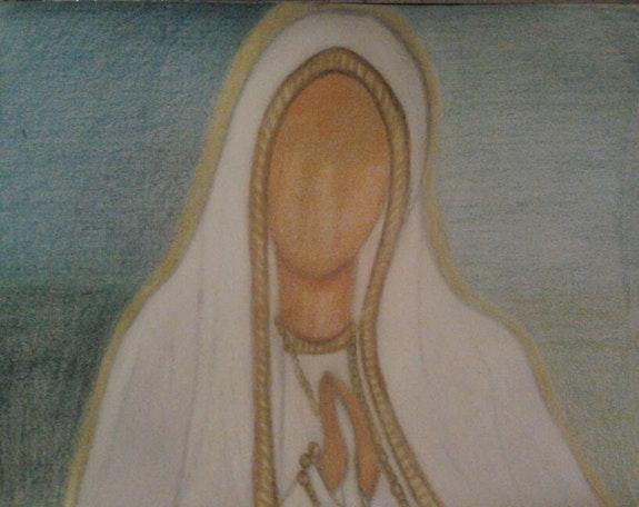 La Vierge. Evelyne Patricia Lokrou (Evepath) Evelyne Patricia Lokrou