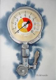 Manomètre de sous-marin 5.