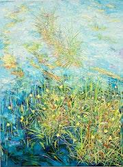 Spring River Reflections. Eddie Fordham